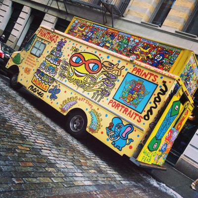 art truck